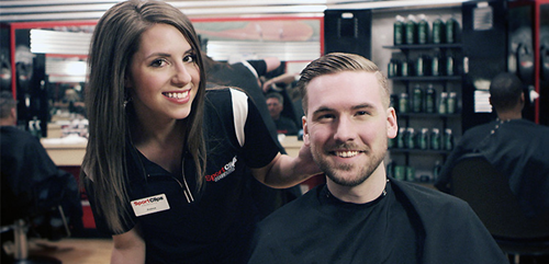 Sport Clips Haircuts of Champlin Center Haircuts
